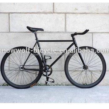 Nero Opaco Fixie Uomini Bici A Scatto Fisso Luce Bici A Scatto Fisso Buy Uomini Fixed Gear Bikeuomini Fixie Della Biciclettaluce Fixed Gear Bike