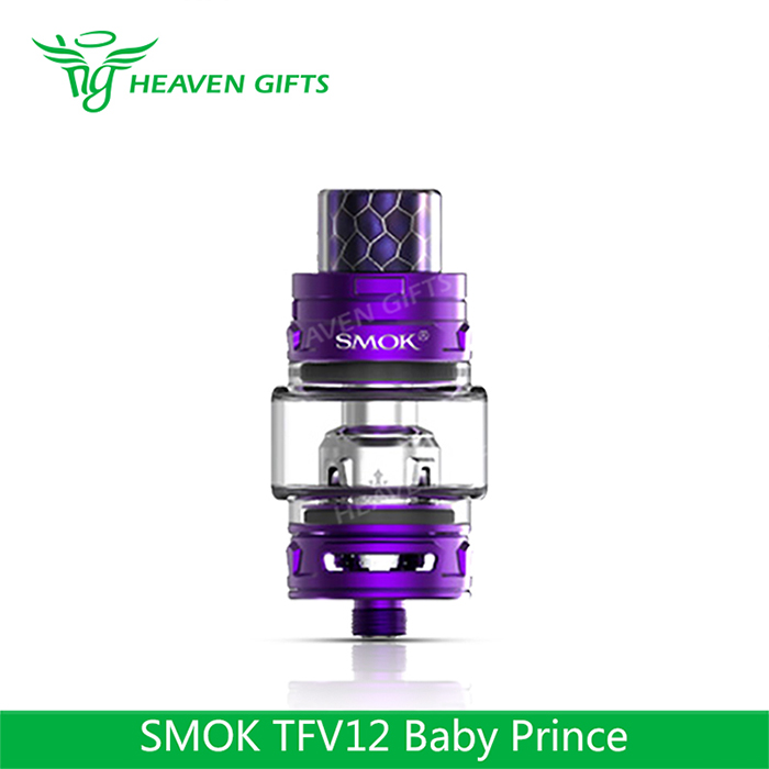 International Edition SMOK 2ml/ 4.5ml Smok tech TFV12 Baby Prince tank vaporizer