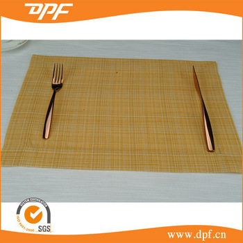 Handmade Fabric Dining Table Mat