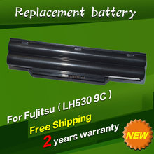 laptop battery For Fujitsu CP477891-01 CP478214-02 FMVNBP194 FPCBP250AP FMVNBP189 LifeBook A530 LH522 LH530 LH701 LH701A PH521