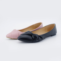 high quality casual women rubber sole flat wedding shoes for bride