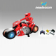 Gifts children lights music radio control toy motorcycle with best selling