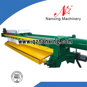 Automatic Shaking Discharging Auto Filter Press