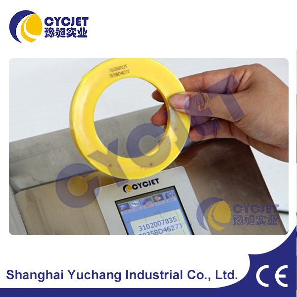 CYCJET Inkjet Numbering Machinery/Industrial Inkjet Printer/Expiry Date Coder