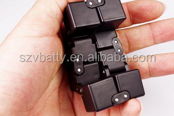 infinity cube amazon. 2017 hot selling amazon fidget toy finger infinity cube s