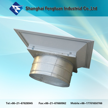 Factory Directly Supply Air Square Diffuser With Damper Buy Square Diffuser Diffuser Square Air Diffuser With Damper Product On Alibaba Com