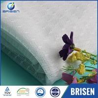 Chinese fashion dobby white lace clothing tissue upholstery fabrics sample