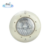 Wall Hanging stainless steel round underwater lighting for swimming pool used