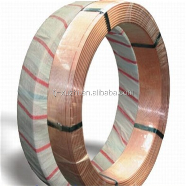 AWS EM12 welding mig wire roll submerged arc welding wire 2.0mm-5.0mm