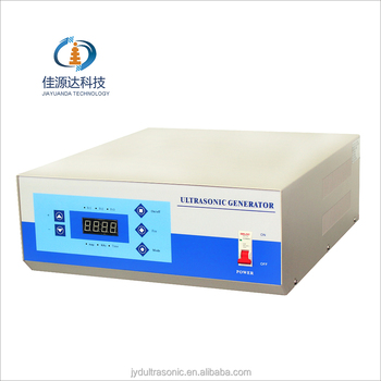 multi frequency ultrasonic generators and transducers