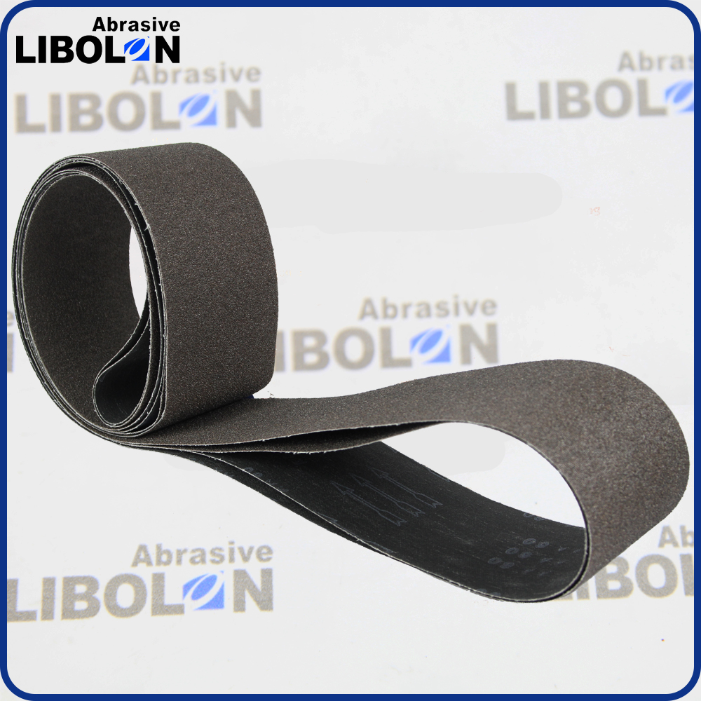 WX611 New promotion abrasive emery belt for grinding machine