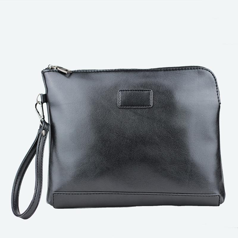 c7ca11b2b719 Get Quotations · Designer Handbags Pu Leather Men s Bags Envelope Clutch  High Capacity Male Business Portfolio Bag Vintage Day