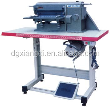 Kamege XD-107 14inch Belt Making Machine Leather Strip Cutting Machine