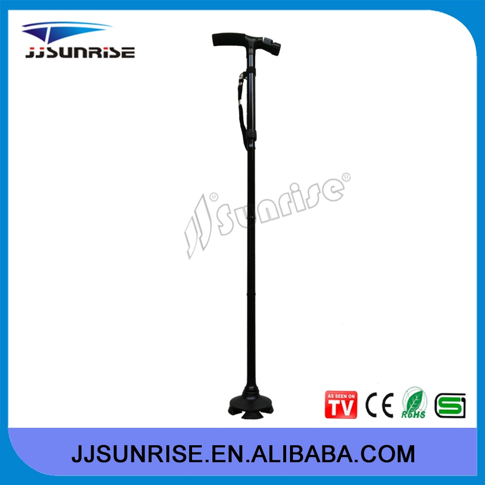 Cheap Sword Old Man Elderly Walking Stick Cane Prices With Light