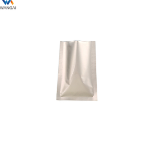 custom made three side seal pouches individual seed packaging made aluminium foiled popsicle bag