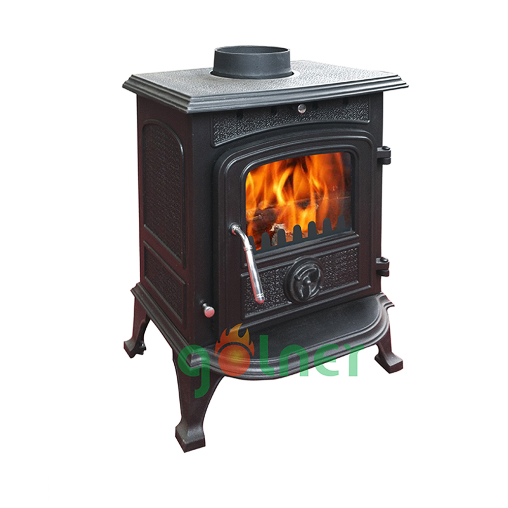 Hot Selling Cast Iron Wood Stove Parts Cast Iron Fireplace