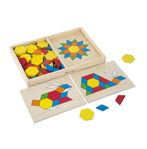 Montessori sensorial material geometric tray toy educational toy with EN71
