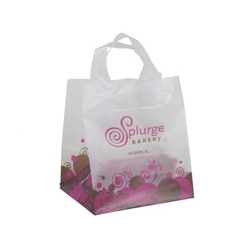 Manufacturer Wholesale Biodegradable Design Your Own Custom Printed Shopping Plastic Bags With Own Logo