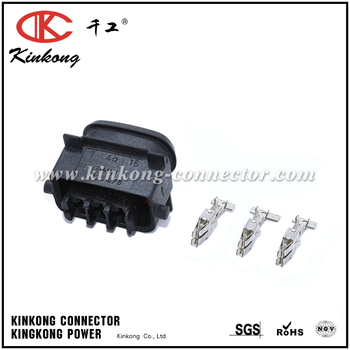 bmw wiring cable plug terminal connector 3 pole 1724478 12521724478 electrical wire quick connectors bmw wiring cable plug terminal connector 3 pole 1724478 12521724478