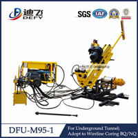Underground used coal mining drilling rig safety equipment for sale