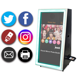 Inflatable selfie the id magic mirror photo booth buy a open air wedding props