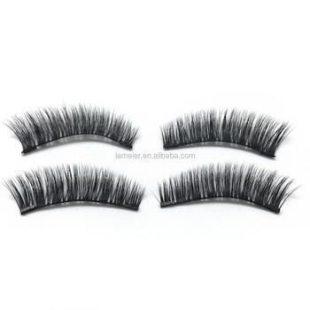 ebd68cce6dd Handmade Eye Lashes Mink Lashes Magnetic Eyelashes - Buy Handmade ...
