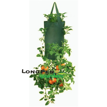 Tomato Growing Bags Planters,2 X Hanging Upside Tomato Planters - Buy on