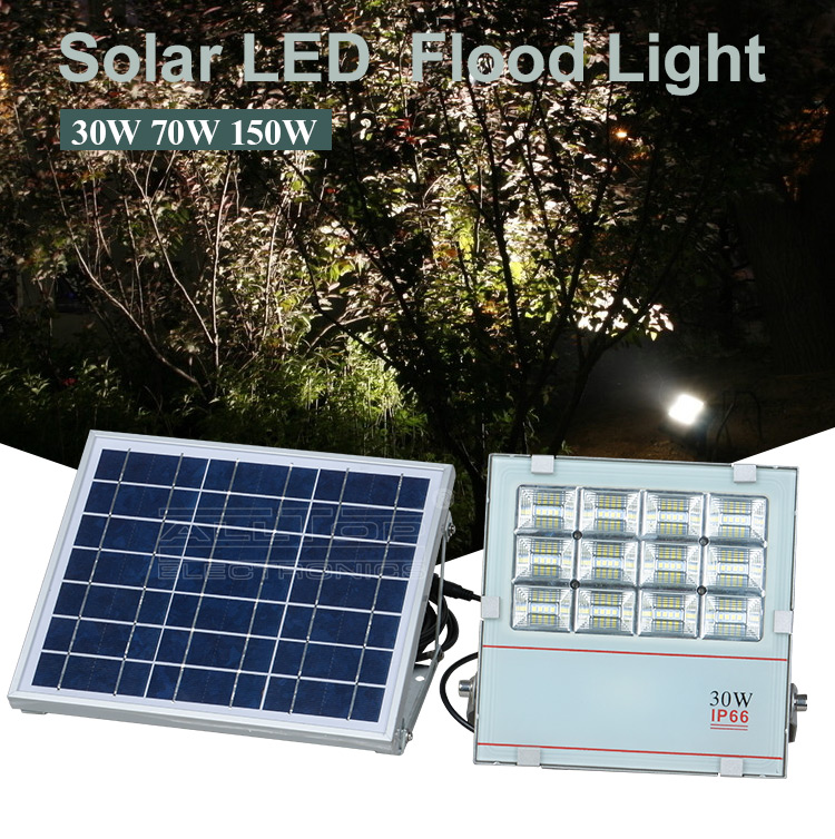 High quality outdoor waterproof IP66 portable smd 150 w led street light