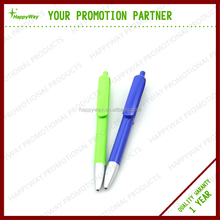 deluxe sleek ballpoint pen with matching clip , MOQ 100 PCS 0201079 One Year Quality Warranty