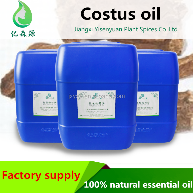 Slimming Function Costus Essential Oil Natural Organic Costus Root Oil (Cultivatded)