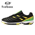 Tiebao Pro Children Outdoor Soccer Shoes TF Turf Sole Football Shoes Sneaker Teenagers Athletic Training Shoes