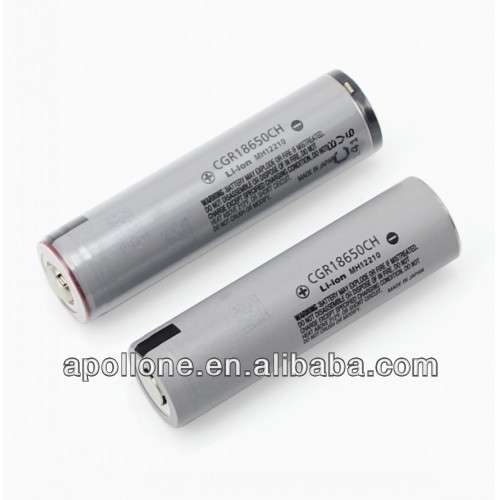 CGR18650CH rechargeable li ion cells for smoke/E-cigarette