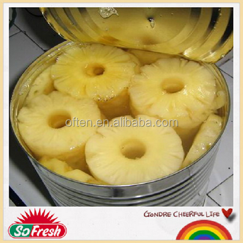 Canned Pineapple Slice/Whole Rings