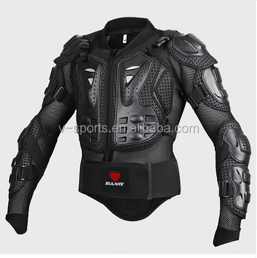 Black/RED Motorcycles Armor Protection Motocross Clothing Jacket Protector Moto Cross Back Armor Protector Protection Jackets