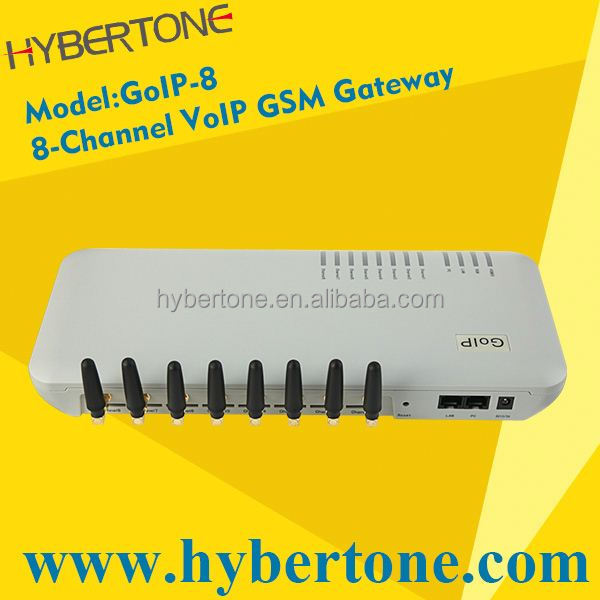 Quand Band,pci goip gsm asterisk, GoIP-8,VoIP Terminal