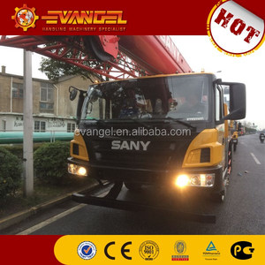 Construction machinery SANY STC500 50 Ton mobile truck crane