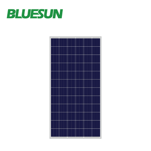 Bluesun stock solar panel 2000w microinverter solar power system complete design