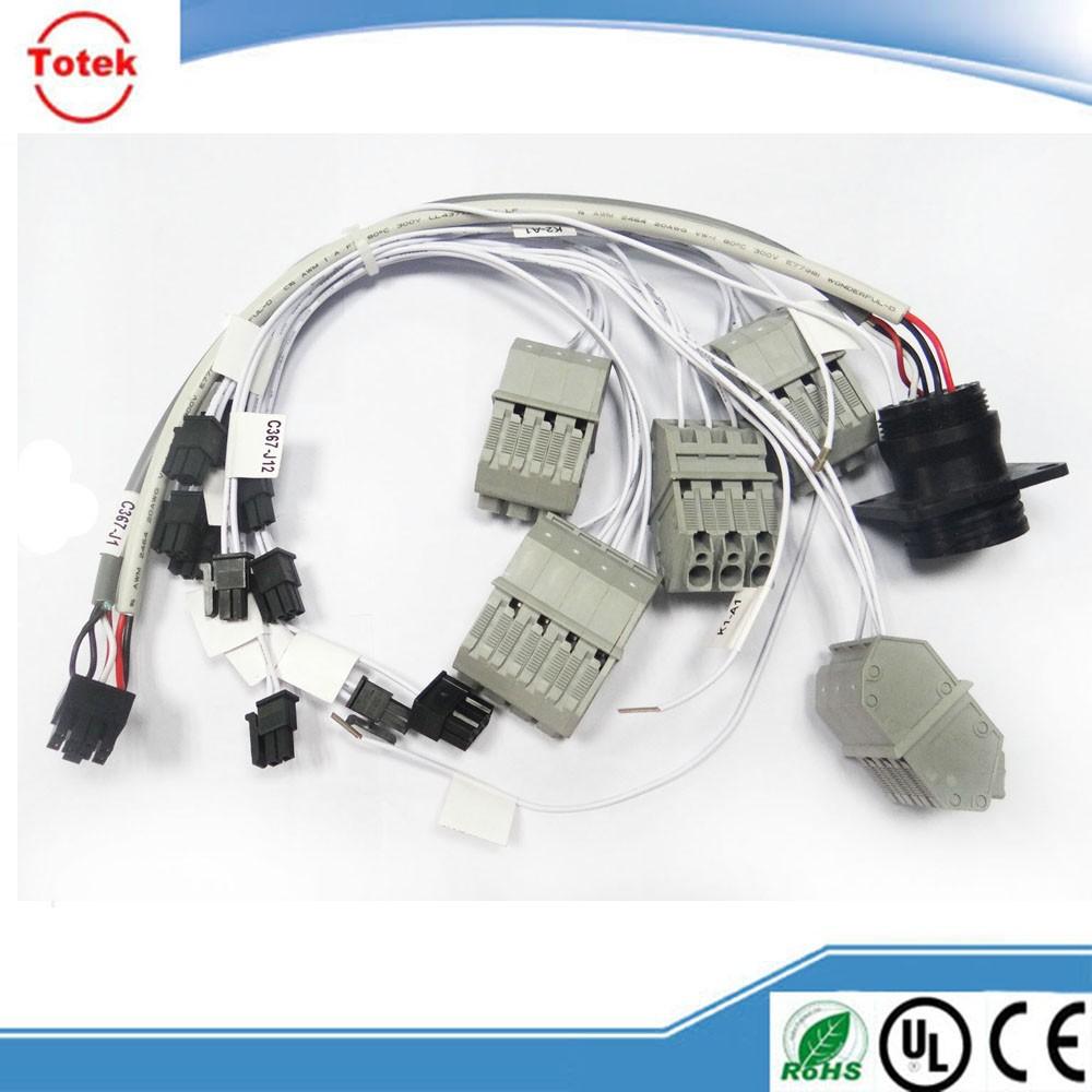China Benutzerdefinierte Elektrische Draht Kabel/elektronische ...