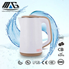 home appliance factory of 2.0L new pp plastic electric kettle