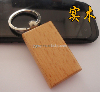 Blank Holz Schlusselanhanger Benutzerdefinierte Gravieren Diy