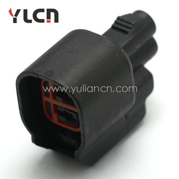 2 Pin Female Ford Electrical Connector Wpt159 1u2z-14s411-bp - Buy Ford  Electrical Connector,Female Ford Connector,2 Pin Female Electrical  Connector