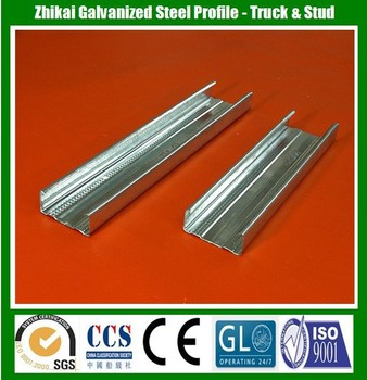 Galvanized ceiling drywall metal stud price buy gypsum for Drywall delivery cost