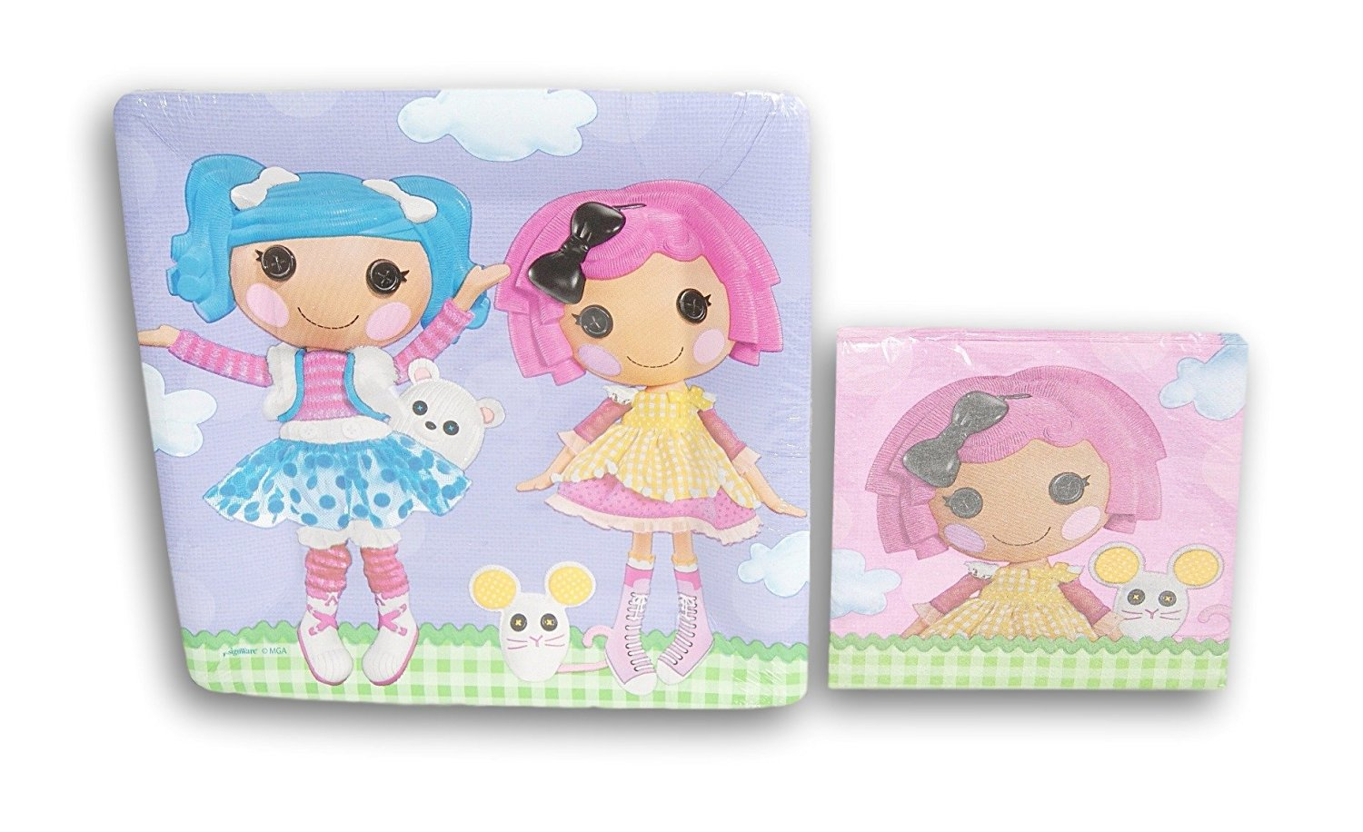 Get Quotations · Lalaloopsy Birthday Party Set - Plates and Napkins  sc 1 st  Alibaba & Cheap Lalaloopsy Set find Lalaloopsy Set deals on line at Alibaba.com