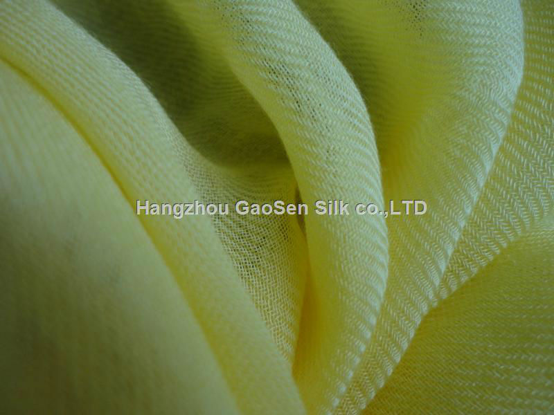 Silk modal scarf stocklot fabric