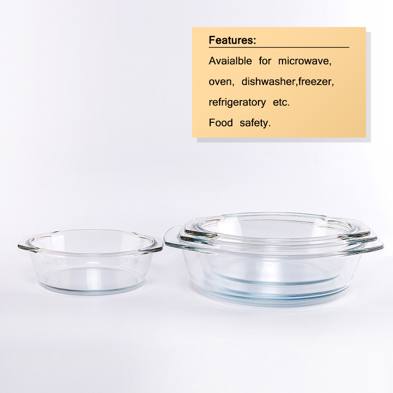 food storage container with heat resistant pyrex round glass casserole for kitchen vegetable storage rack