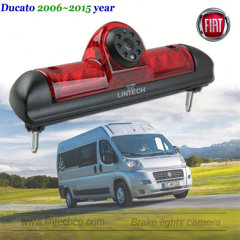 2016 New Most Popular rear view cameras for motorhomes for Fiat Ducato,Citroen Relay van