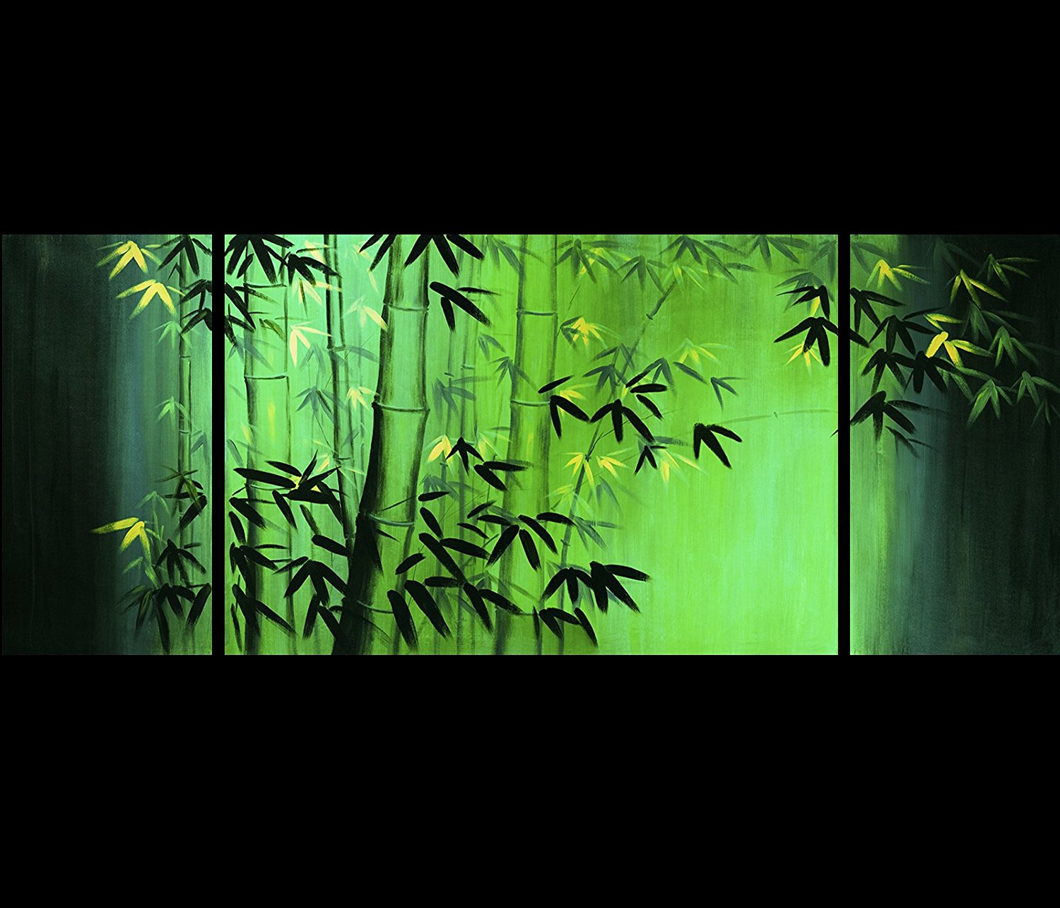 Buy Chinese Bamboo Painting Feng Shui Good Luck Bamboo Painting C0638 In Cheap Price On Alibaba Com