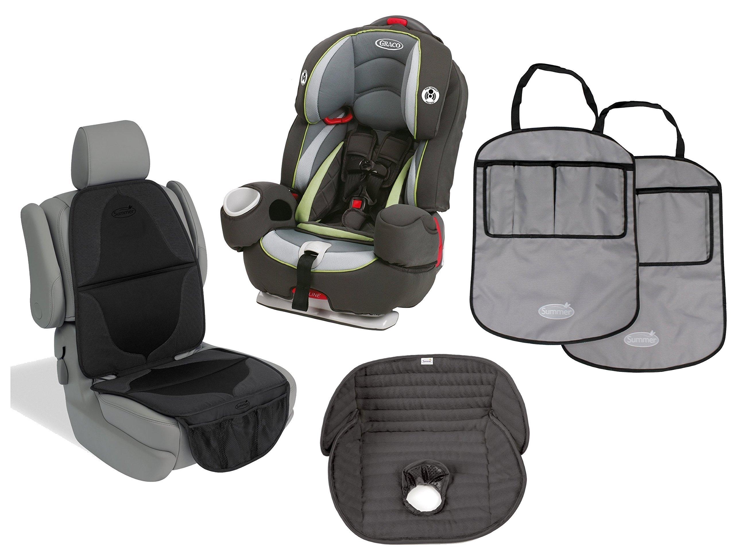 Graco Argos 80 Elite 3 In 1 Car Seat With Mat