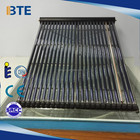 u pipe solar collector with evacuated tubes