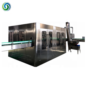 Vitamin C Carbonated Energy Drink Filling Machines Carbonated Water Production Plant For Beverage Filling Line